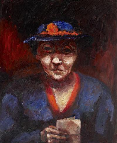 Else Meidner, 'Woman in Hat ', Undated