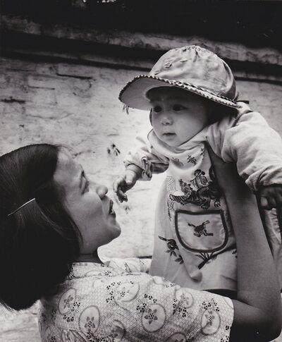 Agnès Varda, 'Canton (Chine), à la crèche', 1957