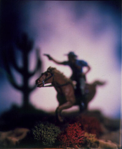 David Levinthal, 'The Wild West, 88-PC-C-7', 1988