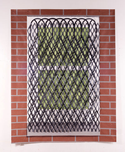 Hannah Cole, 'Brick Wall with Window', 2015