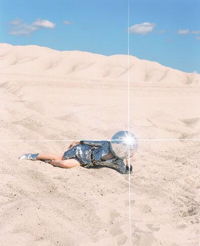 Karol Malecki, 'Disco Girl 1', 2021