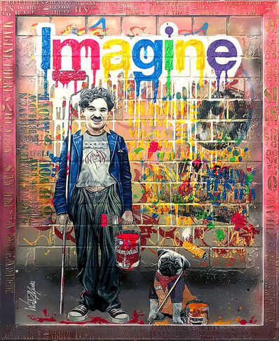Michael Waizman, 'Imagine Charlie', 2018