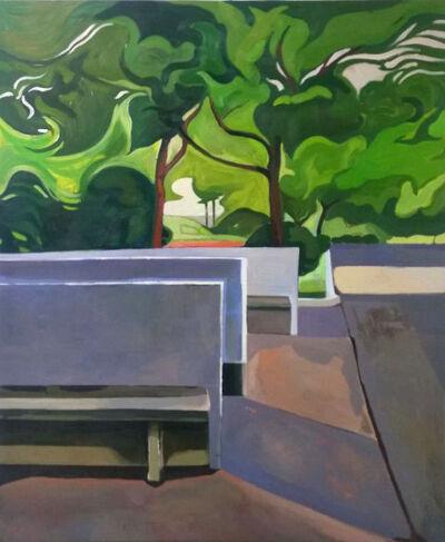 Xiao Jiang 肖江, 'A Park 某个公园', 2014