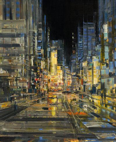Doug Zider, 'Downtown Lights', 2019