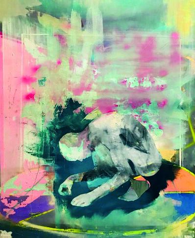 Simon Nelke, 'Setzen und Legen ', 2019