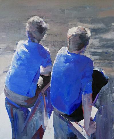 TANIA KANDRACIENKA, 'Blue', 2020