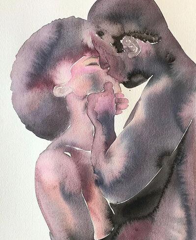 Tina Maria Elena Bak, 'Kiss Me No 16', 2019