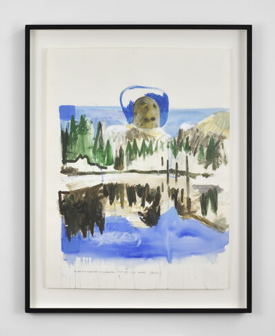 Thierry Lagalla, 'Ce qui est bien dans le monumental, c'est que c'est grand (projet de sculpture)', 2012