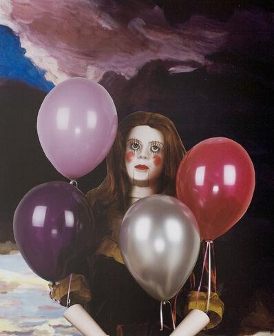 Marnie Weber, 'Gloomy Balloons ', 2009