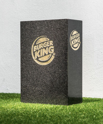 Jani Leinonen, 'Death of Burger King', 2013