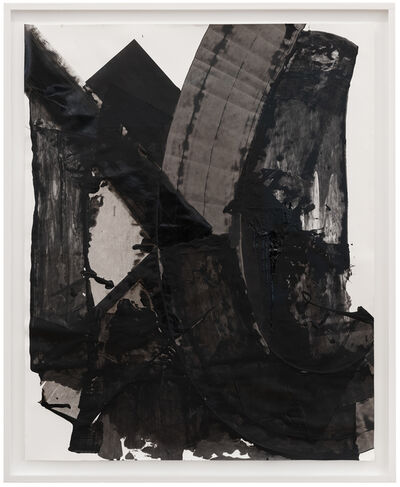 Michal Budny, 'Untitled (from painted notes)', 2020