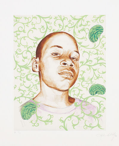 Kehinde Wiley, 'Kid Ike', 2006