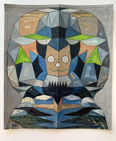 Raymond Lemstra, 'Untitled (Head) 9', 2019