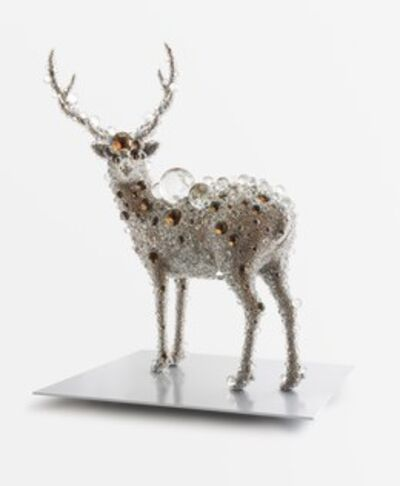Kohei Nawa, 'PixCell-Deer(Mica)', 2013