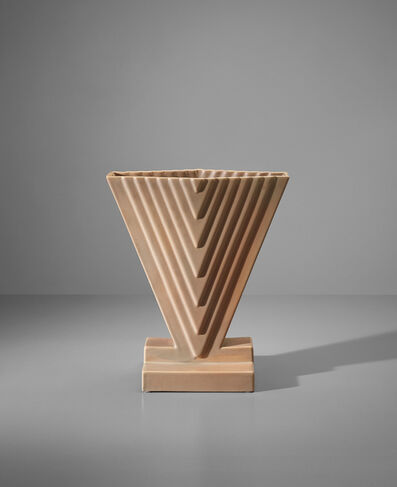 Ettore Sottsass, 'Vase, model no. Y20, from the 'Yantra di Terracotta' series', ca. 1969