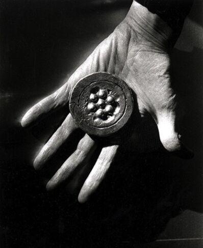 "Bert Stern, 'Marcel Duchamp, ""Hand""', 1967"