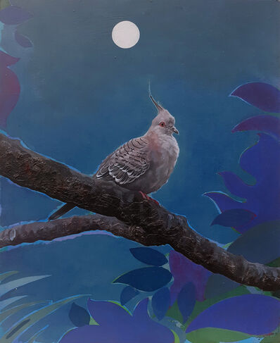 Stephen Earl Rogers, 'Night Bird ', 2020