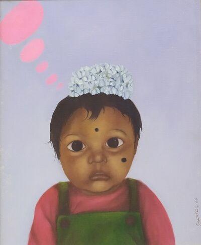 Gayatri Gamuz, 'Pink Thoughts ', 2006