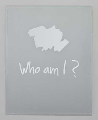 Nasan Tur, 'Who Am I?', 2017