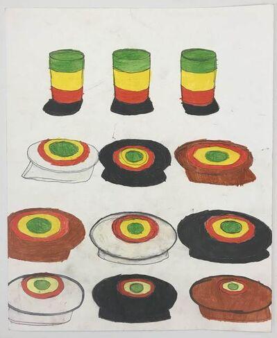 Kenya Hanley, 'Rasta Hats', 2017