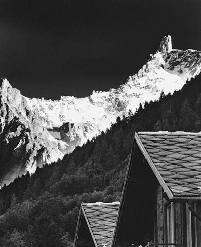 Antonio Biagiotti, 'Roof and Dente del Gigante', 2016