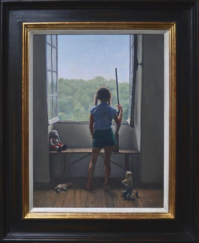 Alex Russell Flint, 'The Lookout', 2016