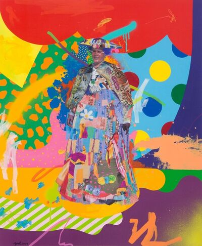 Yoh Nagao, 'Wonder Tribe Nambia Herero Lady', 2017
