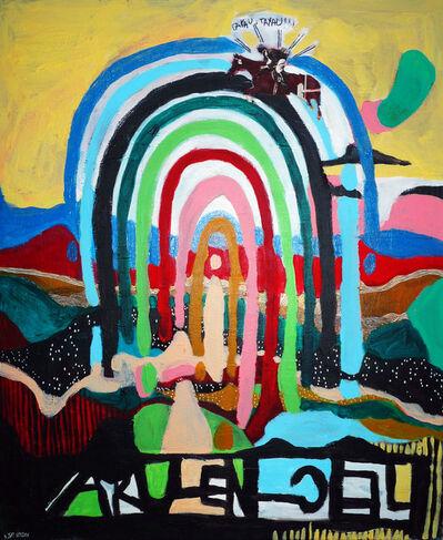 Sandra Paris, 'l'arc en ciel ', 2020