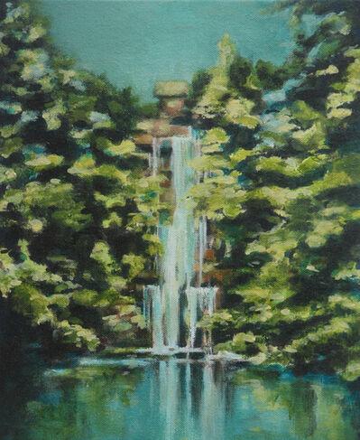 Annette Pugh, 'Waterfall (Reflection)', 2019
