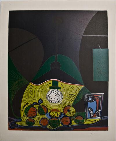 Pablo Picasso, 'Nature morte à la suspension', 1962