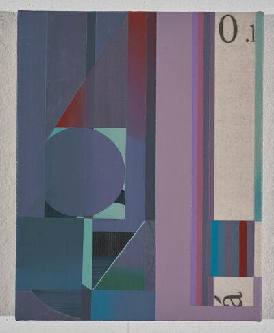 Rubens Ghenov, 'Aft Key', 2018