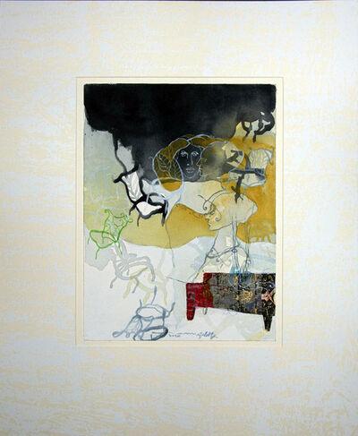 Jehad Al Ameri, 'Faded Yellow 2', 2020