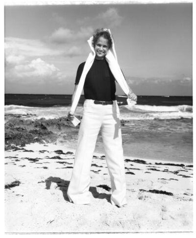 Richard Avedon, 'Lauren Hutton, Great Exuma, The Bahamas, October 1968', 1968