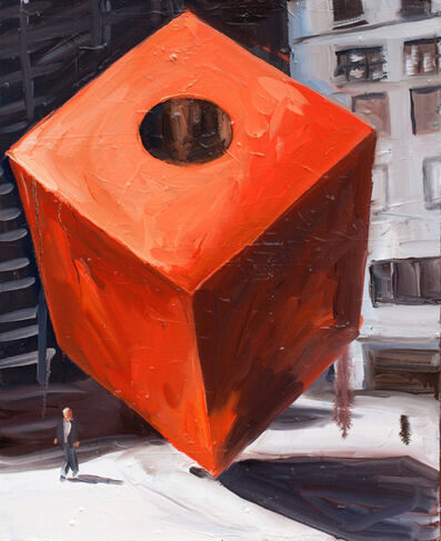 Anna Bjerger, 'Cube', 2017