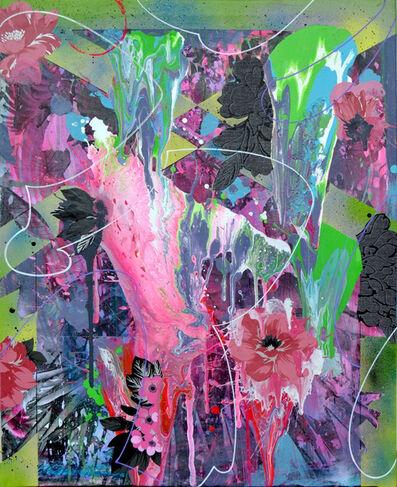 Fausto Fernandez, 'Water Succulents', 2016