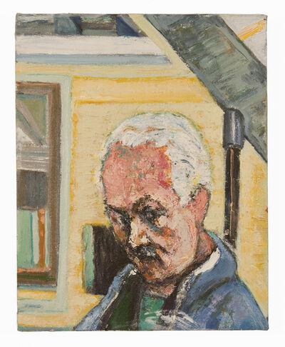 Bernard Chaet, 'Self Portrait in Studio', 2005