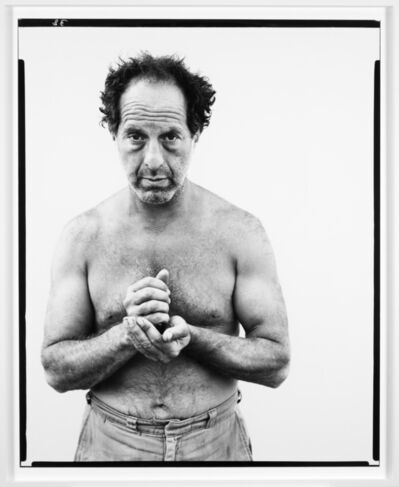 Richard Avedon, 'Robert Frank, Photographer, Mabou Mines,  Nova Scotia, July 17, 1975', 1975