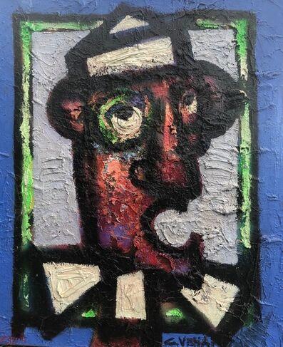 Claude Venard, 'Clown', 20th Century