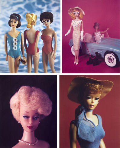David Levinthal, 'Untitled (Barbie Series)', 1998