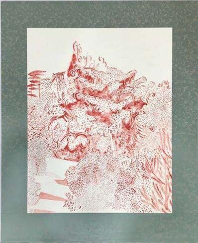 Seki TOMOO, 'Real/Red drawing #2', 2004