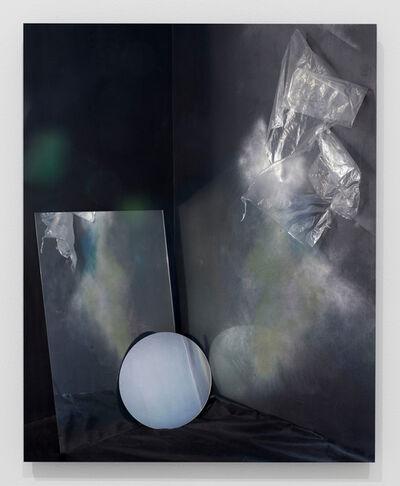 Kate Greene, 'Studio Study No. 6 (mirrors, plastic, paint)', 2018