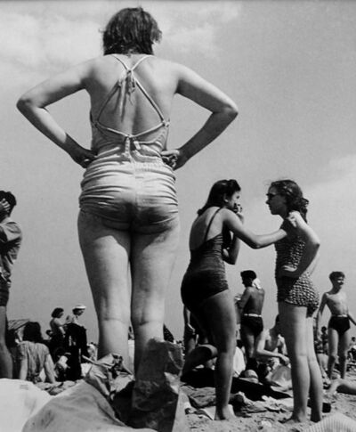 Morris Engel, 'Women, Coney Island', 1938