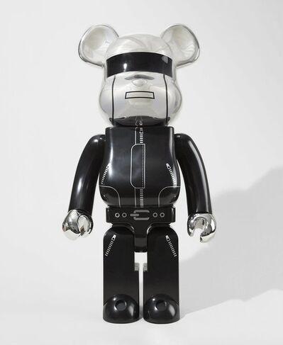 Medicom Toy, 'Daft Punk Bearbrick 1000%', 2018