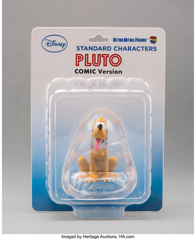Walt Disney Productions, 'Pluto (UDF #218)', 2015