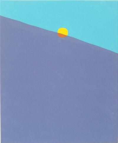 Peter McDonald, 'Sun 2', 2018