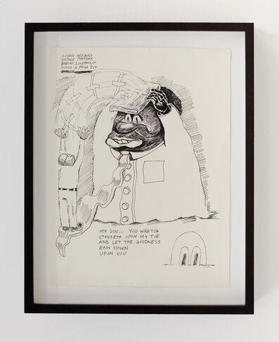 Trenton Doyle Hancock, 'Goodness Rain Down', 2016