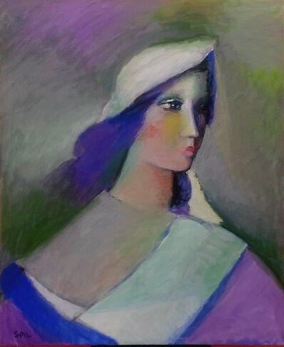 Suk Pil Suk (신석필), 'Stature of a Moscow woman (모스크바 여인)', 2014