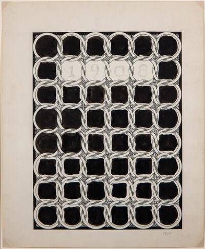 Man Ray, '1908', 1908