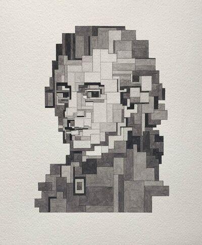 Adam Lister, 'Mozart', 2020