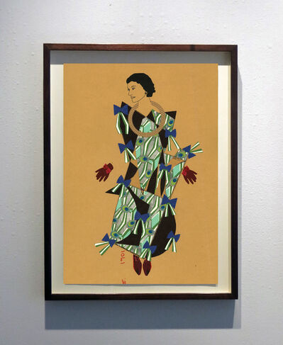 Hormazd Narielwalla, 'A Study on Coco n°3', 2020